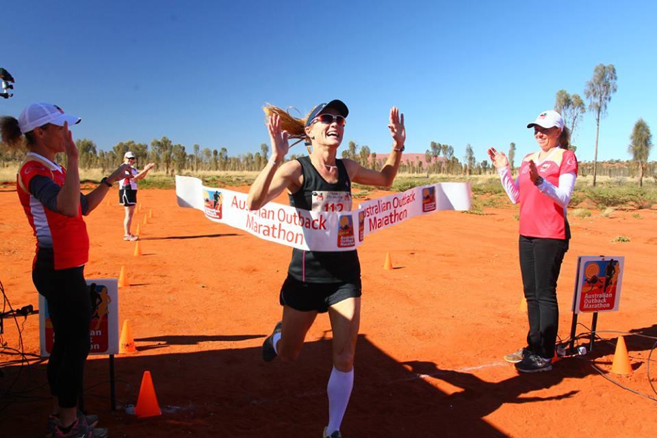 Aussie Outback Marathon