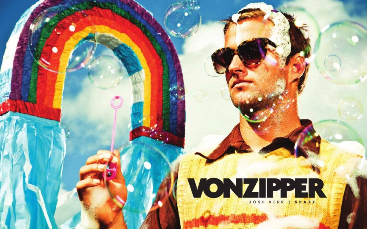 Get a Cool Summer Look with These Funky Von Zipper Facemelt Elmore Sunglasses and Lenses