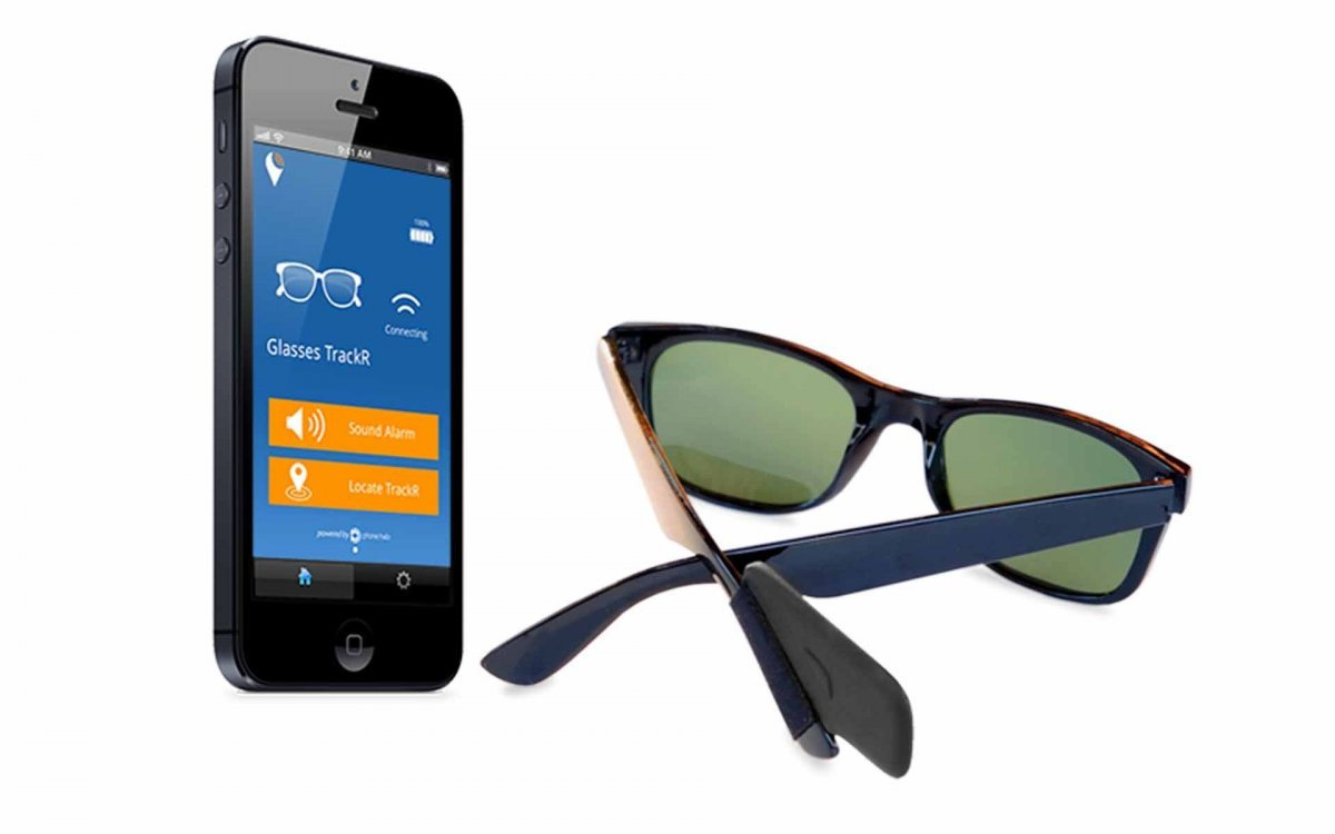 Where Have You Left Your Sunglasses....Glasses TrackR Will Tell You