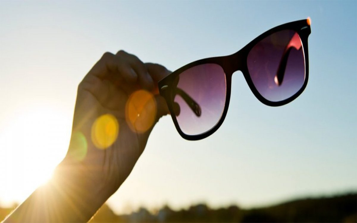 National Men's Health Week Guys Get Out Your Polarized Sunglasses!