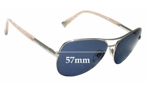 Sunglass Fix Sunglass Replacement Lenses for Alex Perry AP SunRx 25 - 57mm Wide