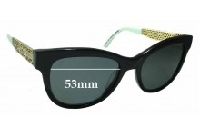 Sunglass Fix Sunglass Replacement Lenses for Alex Perry AP Sun Rx 36 - 53mm Wide