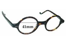 Sunglass Fix Sunglass Replacement Lenses for Allyn Scura Eyewear Farnsworth 046 - 41mm Wide