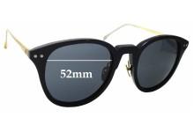 Sunglass Fix Sunglass Replacement Lenses for AM Eyewear Ava 1 - 52mm Wide