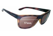 Sunglass Fix Sunglass Replacement Lenses for Arnette Fire Drill Lite AN4206 - 57mm Wide