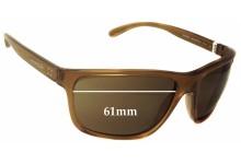 Sunglass Fix Sunglass Replacement Lenses for Arnette Booger AN4234 - 61mm Wide