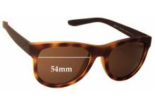 Sunglass Fix Sunglass Replacement Lenses for Arnette Class Act AN4222 - 54mm Wide