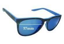 Sunglass Fix Sunglass Replacement Lenses for Arnette Go Time AN4227 - 57mm Wide