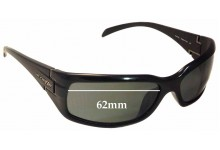 Sunglass Fix Sunglass Replacement Lenses for Arnette Havoc AN4099 - 62mm Wide