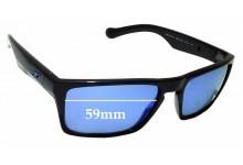Sunglass Fix Sunglass Replacement Lenses for Arnette Specialist AN4204 - 59mm Wide