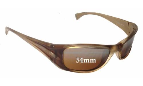 Sunglass Fix Sunglass Replacement Lenses for Arnette Stance AN4020 - 54mm Wide
