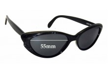 Sunglass Fix Sunglass Replacement Lenses for Anglo American Optical York Salinas - 55mm Wide