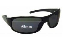 Sunglass Fix Sunglass Replacement Lenses for Cancer Council Australia Balmain - 65mm Wide