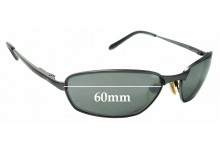 71f733d6d12 Sunglass Fix Sunglass Replacement Lenses for Caribbean Sun CS030M - 60mm  wide