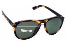 Sunglass Fix Sunglass Replacement Lenses for Carve Liberty - 56mm Wide