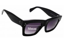 Sunglass Fix Sunglass Replacement Lenses for Celine CL 41054/S - 50mm Wide