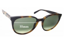 Sunglass Fix Sunglass Replacement Lenses for Celine CL 41068/S - 55mm Wide