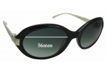 Sunglass Fix Sunglass Replacement Lenses for David Yurman DY 016 - 56mm Wide