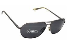Sunglass Fix Sunglass Replacement Lenses for Dita Flight 003 - 63mm Wide