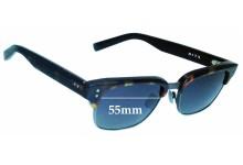 Sunglass Fix Sunglass Replacement Lenses for Dita Statesman - 55mm Wide