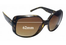 Sunglass Fix Sunglass Replacement Lenses for DKNY DY4101 - 62mm Wide