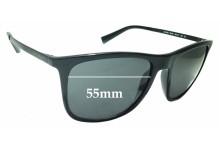 Sunglass Fix Sunglass Replacement Lenses for Dolce & Gabbana DG6106 - 55mm Wide