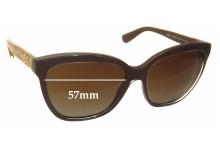 Sunglass Fix Sunglass Replacement Lenses for Dolce & Gabbana DG4251 - 57mm Wide