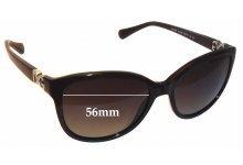 Sunglass Fix Sunglass Replacement Lenses for Dolce & Gabbana DG4258 - 56mm Wide