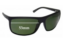 Sunglass Fix Sunglass Replacement Lenses for Electric Outline - 64mm Wide
