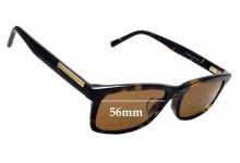 Sunglass Fix Sunglass Replacement Lenses for Ermenegildo Zegna EZ 5030 - 56mm Wide