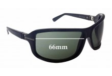Sunglass Fix Sunglass Replacement Lenses for Ermenegildo Zegna SZ 3510 - 66mm Wide