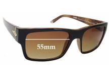 Sunglass Fix Sunglass Replacement Lenses for Evoke Famiglia Capo I - 55mm Wide