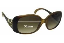 Sunglass Fix Sunglass Replacement Lenses for Fendi FS 5064 - 56mm Wide