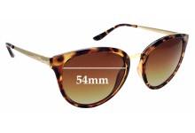Sunglass Fix Sunglass Replacement Lenses for Fiorelli Fiona - 54mm Wide