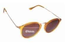 Sunglass Fix Sunglass Replacement Lenses for Gewgaw Eyewear SGGR040 - 49mm Wide