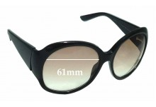 Sunglass Fix Sunglass Replacement Lenses for Gucci GG 2952/S - 61mm Wide