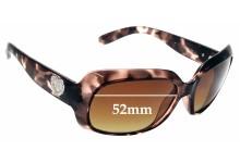 Sunglass Fix Sunglass Replacement Lenses for Guess GU7168 - 52mm Wide