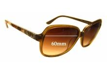 Sunglass Fix Sunglass Replacement Lenses for Guess GU7382 - 60mm Wide