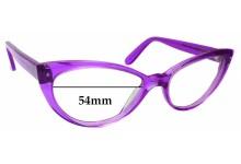 Sunglass Fix Sunglass Replacement Lenses for Jean Lafont Greta 725 - 54mm Wide