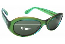 Sunglass Fix Sunglass Replacement Lenses for Jean Lafont Loctudy 842 - 54mm Wide