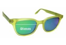 Sunglass Fix Sunglass Replacement Lenses for Joseph Marc 4149 - 46mm Wide