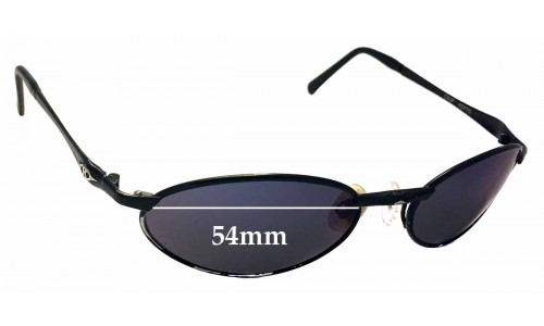 Sunglass Fix Sunglass Replacement Lenses for Killer Loop K0770 Coup - 54mm Wide