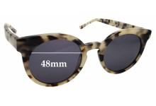 Sunglass Fix Sunglass Replacement Lenses for Komono The Lulu - 48mm Wide