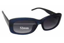 Sunglass Fix Sunglass Replacement Lenses for Lacoste L665S - 52mm Wide