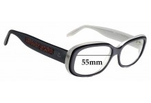 Sunglass Fix Sunglass Replacement Lenses for Laura Biagiotti LB 85102 - 55mm Wide