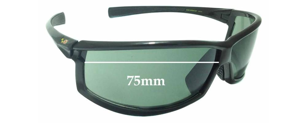 c599dda3c62b Sunglass Fix Sunglass Replacement Lenses for Louis Vuitton Cup M80659- 75mm  wide | Sunglass Fix Australia