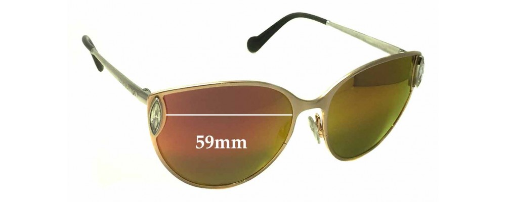 aaff012231 Louis Vuitton Dali Z0824U Sunglass Replacement Lenses - 59mm wide ...