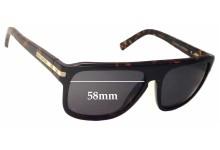 Sunglass Fix Sunglass Replacement Lenses for Louis Vuitton Z0603W - 58mm Wide