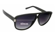 Sunglass Fix Sunglass Replacement Lenses for Louis Vuitton Z0716W - 60mm Wide