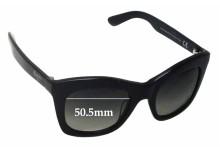 Sunglass Fix Sunglass Replacement Lenses for Maui Jim Coco Palms MJ720 - 50.5mm Wide